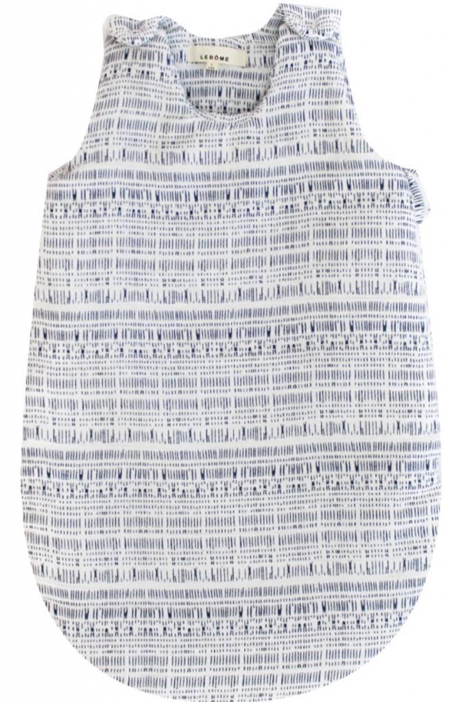 Lebôme Sleepsac line print