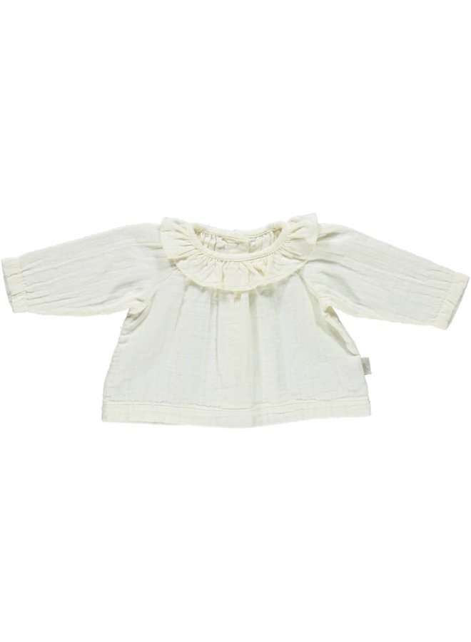 Milk blouse charm