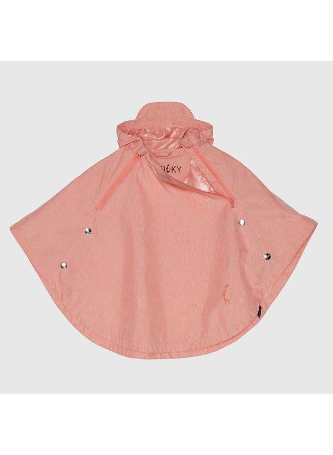 Pink Rain Cape