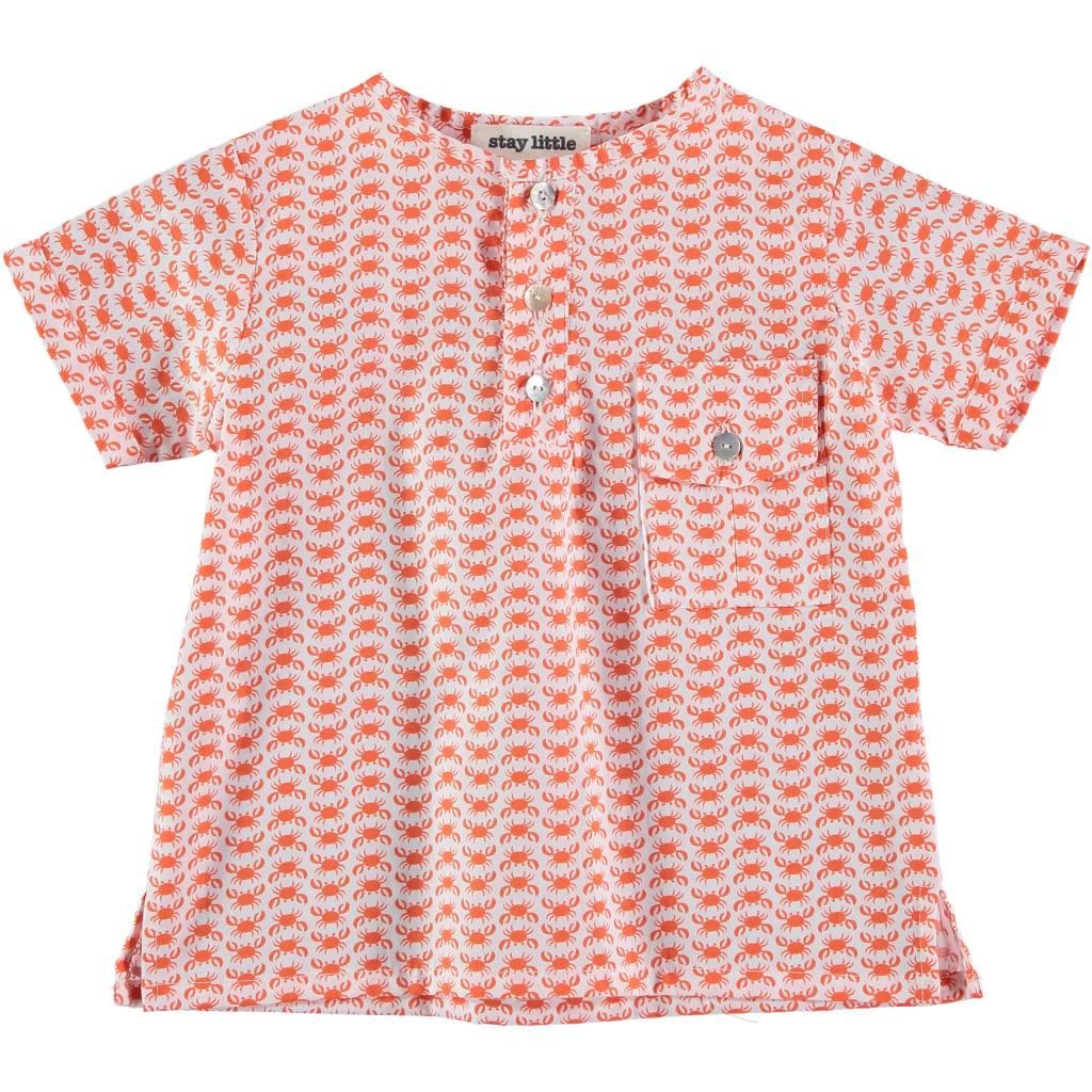Stay Little Crab shirt