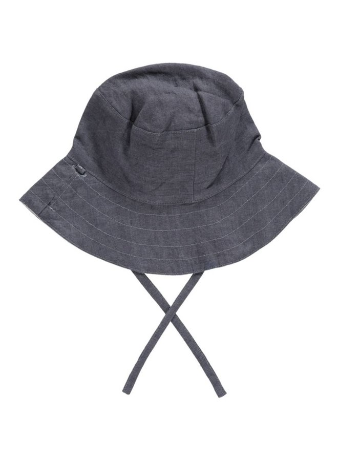 Jack denim hat