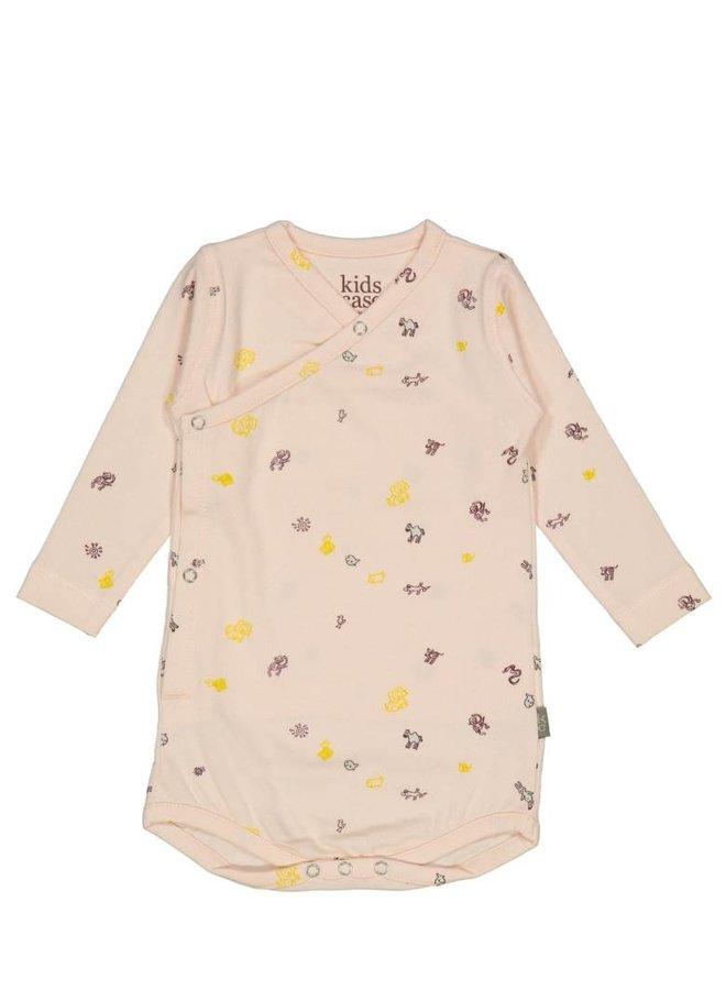 Light pink onesie