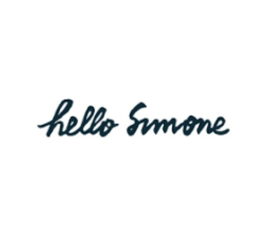 Hello Simone