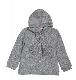 Mademoiselle à Soho Baby Little coat grey
