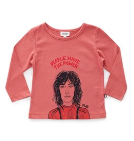 Oeuf Baby Patti Smith Tee