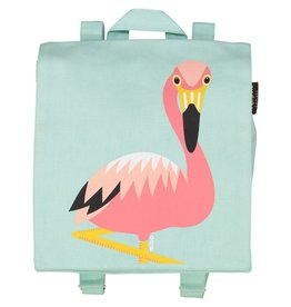 Coq en pate Flamingo backpack