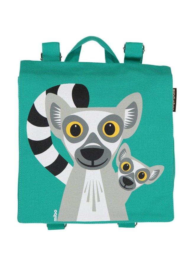 Lemur backpack- Coq en Pate