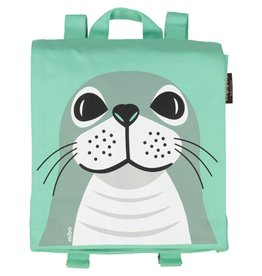 Coq en pate Seal backpack- Coq en Pate