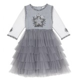 Wild & Gorgeous Moon Dance Dress - Grey