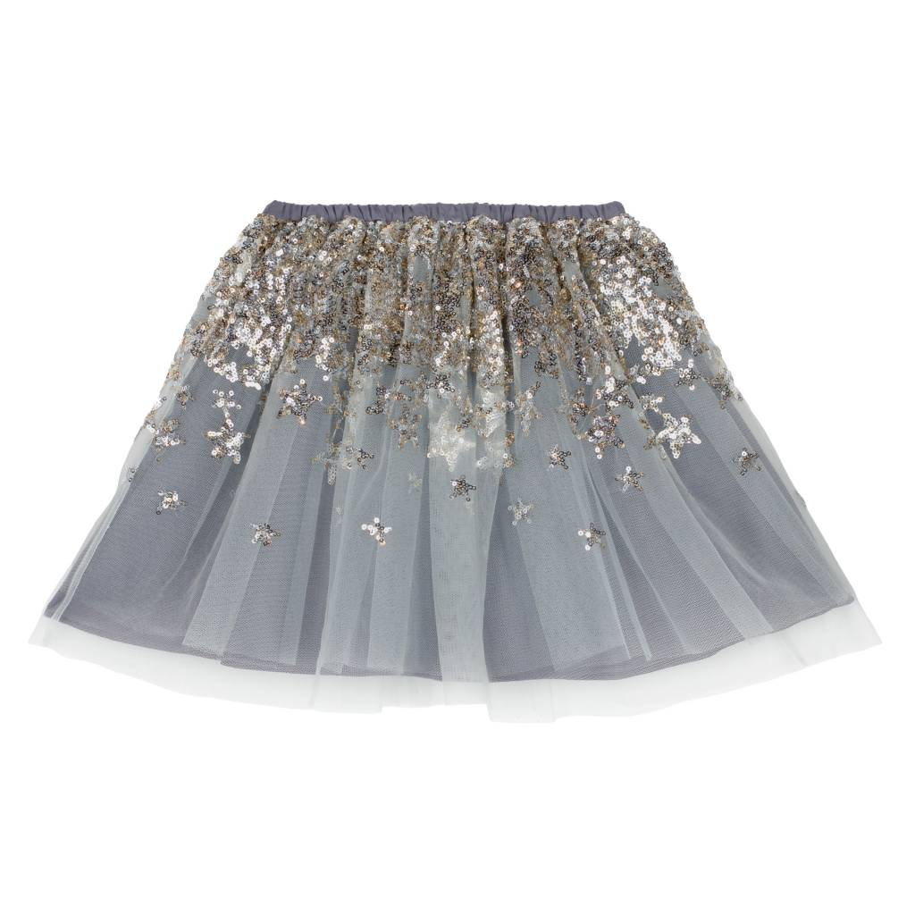 Wild & Gorgeous Solstice Skirt - Dusty Blue