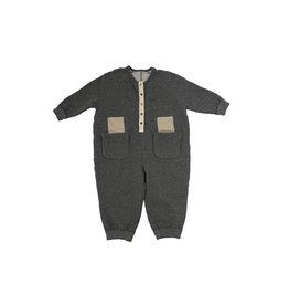 Tambere Charcoal Jumpsuit