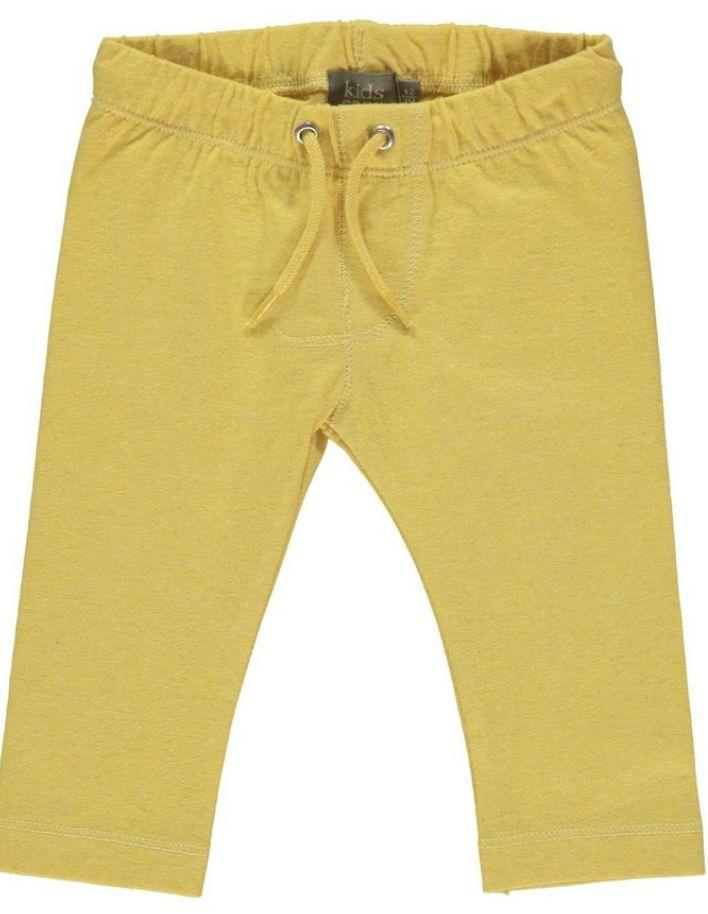 Kids Case Sam yellow legging
