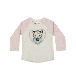 Paper Wings Cat Tee