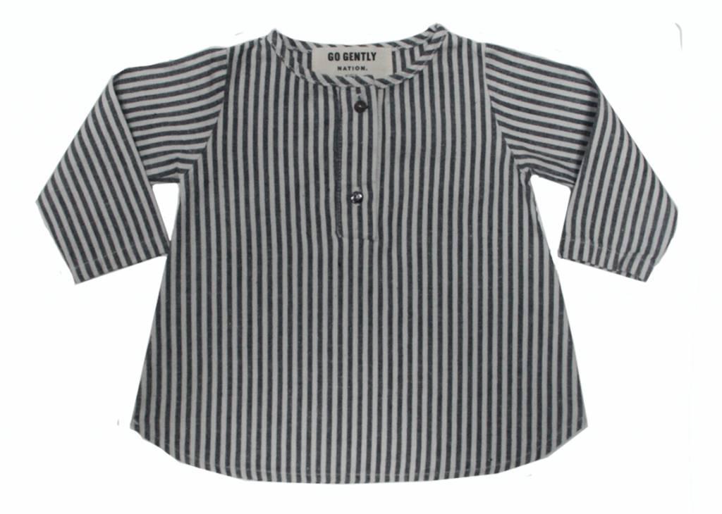 Go Gently Baby Vertical Stripe Top