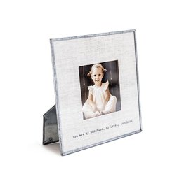 Sugarboo & Co Glass Photo Frame 6x6