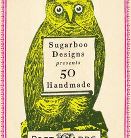 Sugarboo & Co. Sugarboo 4x6 Assorted Postcard