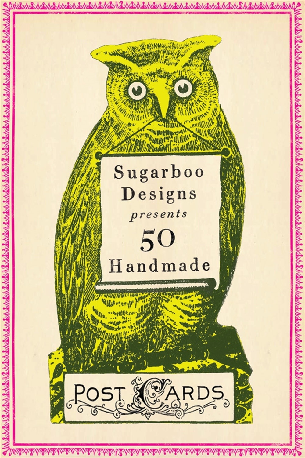 Sugarboo 4x6 Assorted Postcard