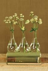 HomArt Trio Glass Vase