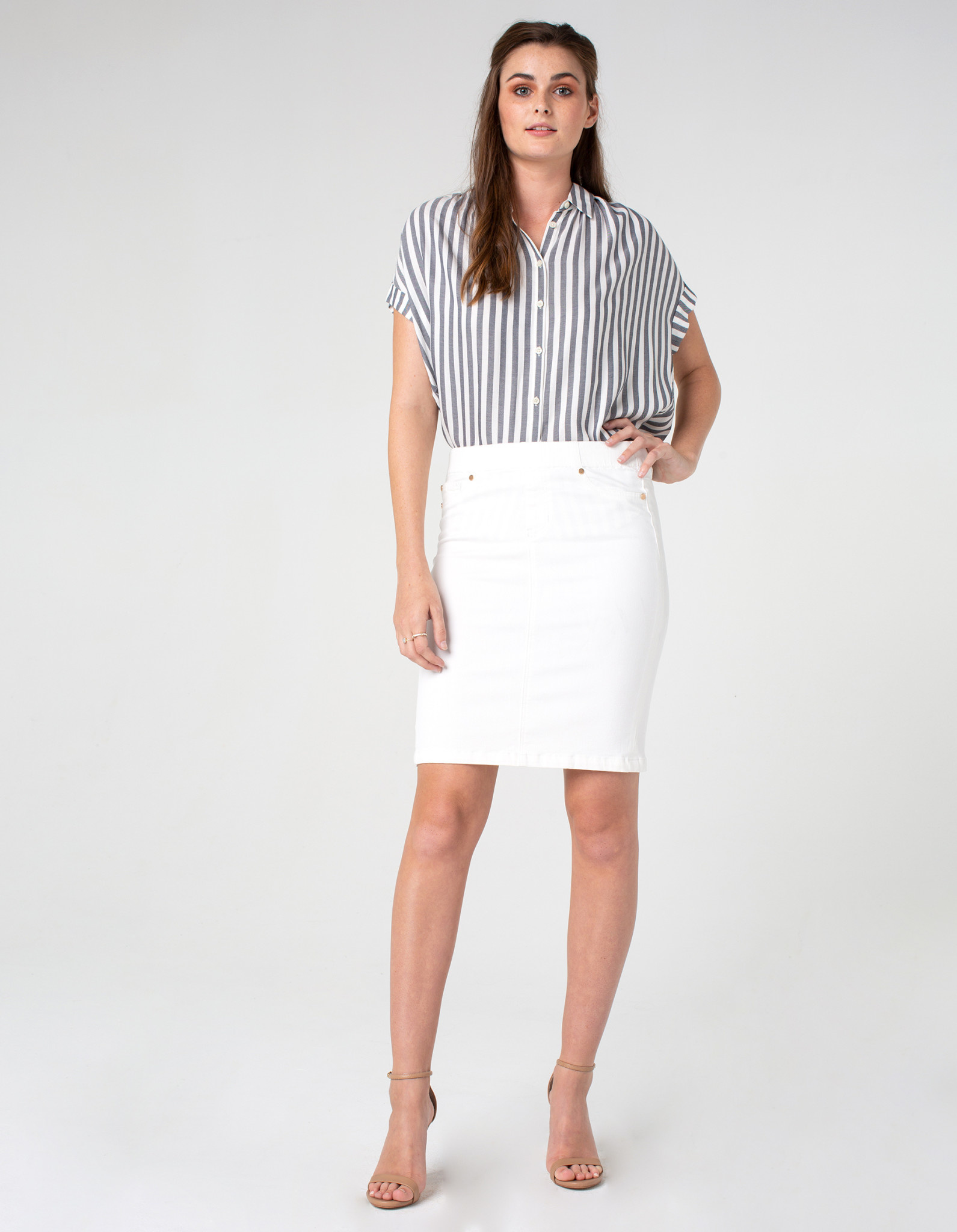 Liverpool Liverpool Chloe Pencil Skirt