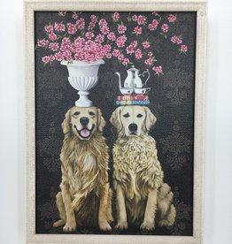 Greenbox Art Golden Couple
