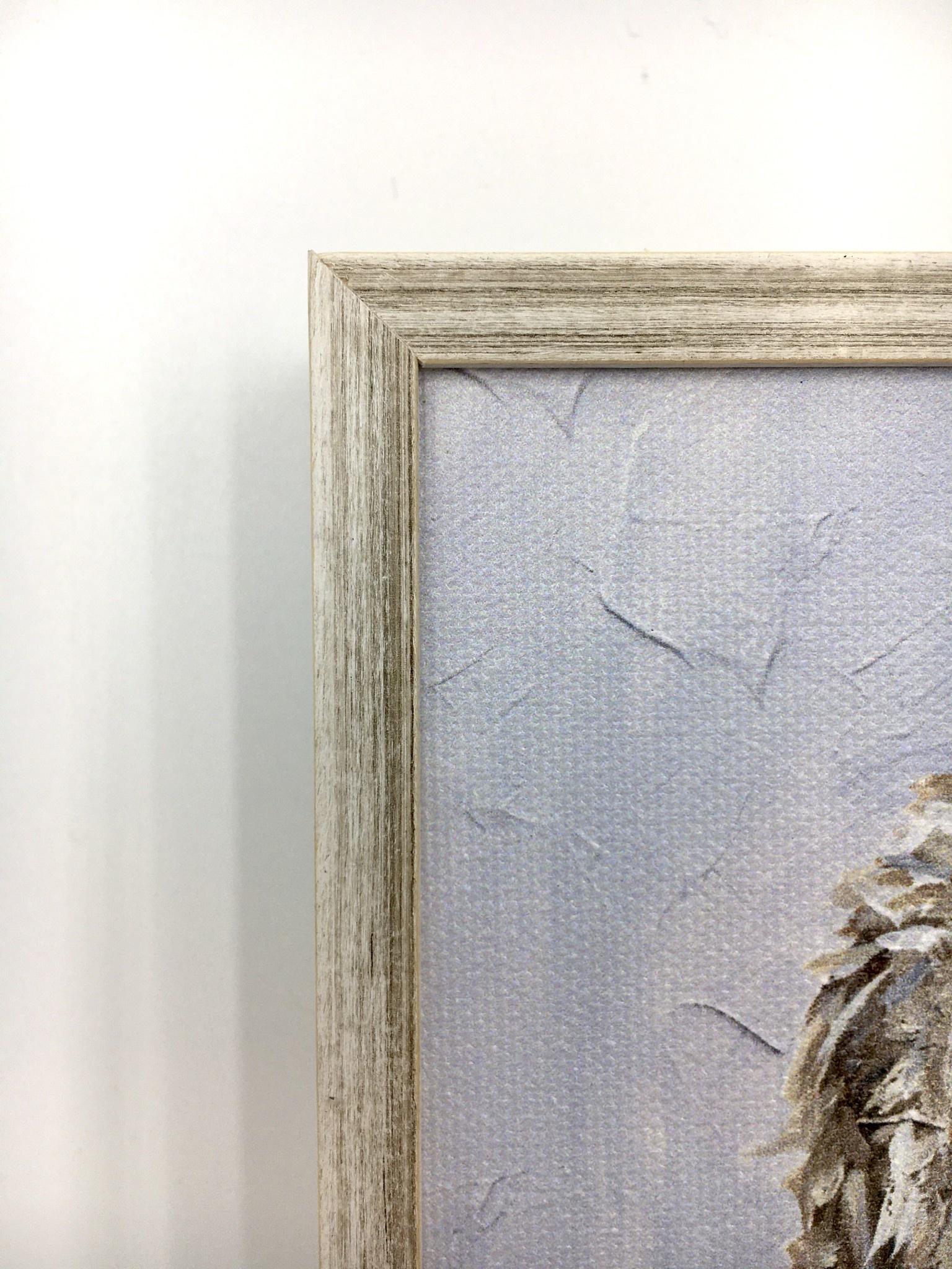 Golden Doodle - 5x7 Mini Framed Art
