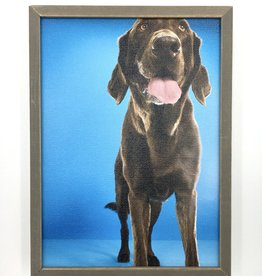 Greenbox Art Chocolate Lab Blue