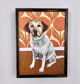 Dog Tales - 5x7 Mini Framed Art