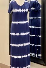 Charlie B Charlie B Tie Dye Maxi Dress