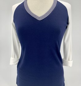 Pete L/S VNeck Top