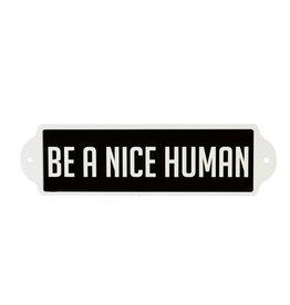 Indaba Nice Human Sign