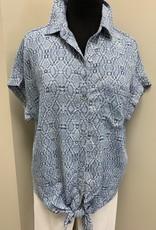 Liverpool Liverpool Boxy Dolman Shirt