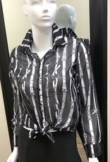 David Cline David Cline Chiffon Blouse