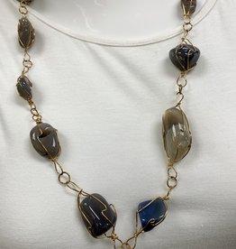 Robert A Stones Necklace