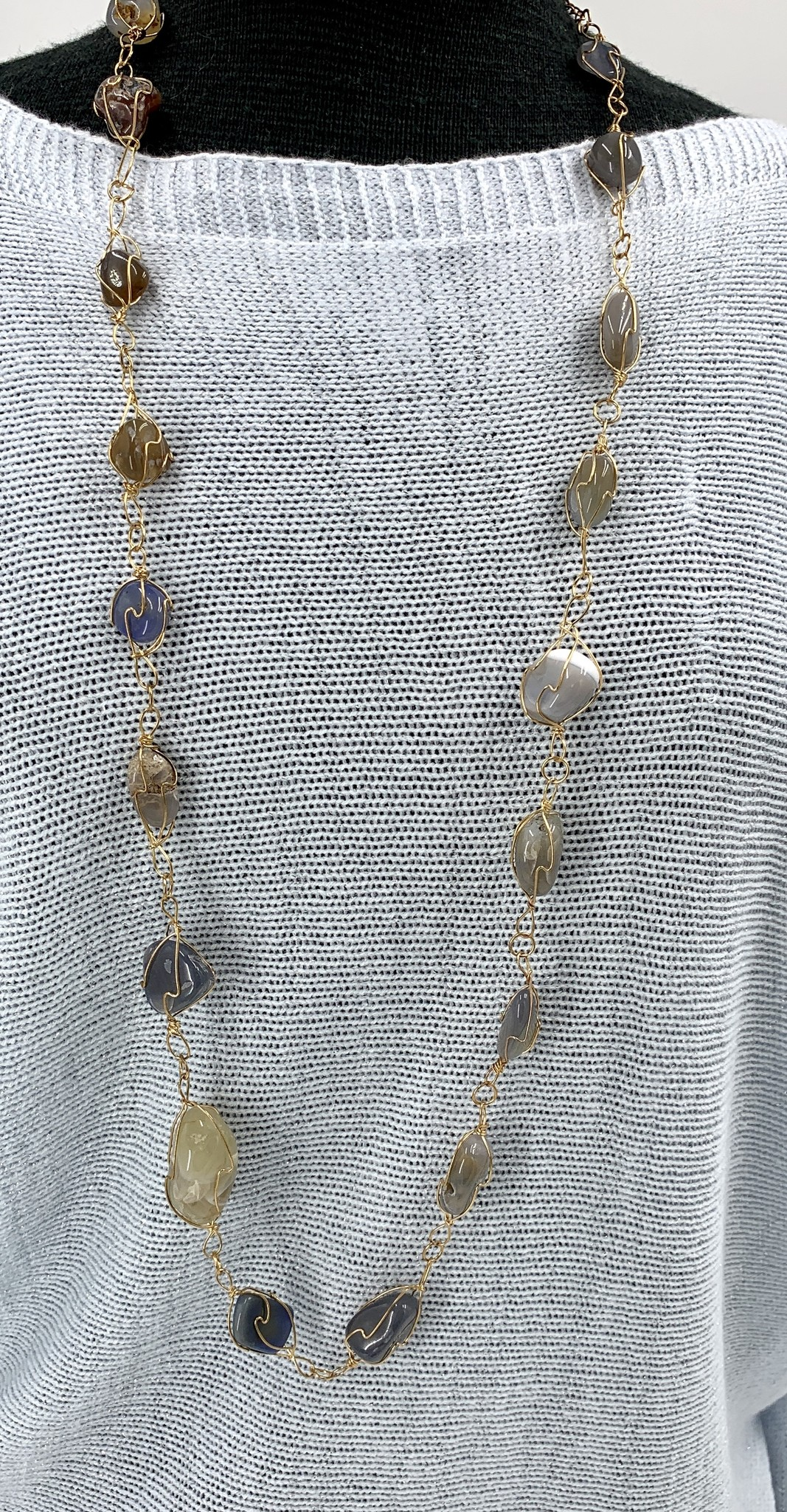 Robert A Stones Necklace