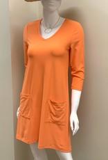 Judy P Judy P. Emily Pocket Dress