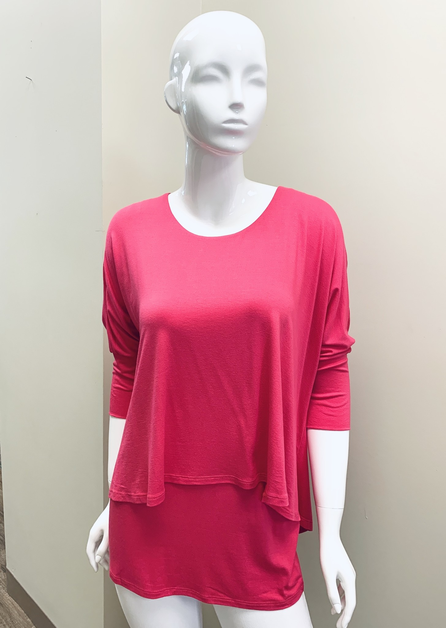 Isle Double Layer Top