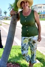 Charlie B Charlie B Tropic Pant