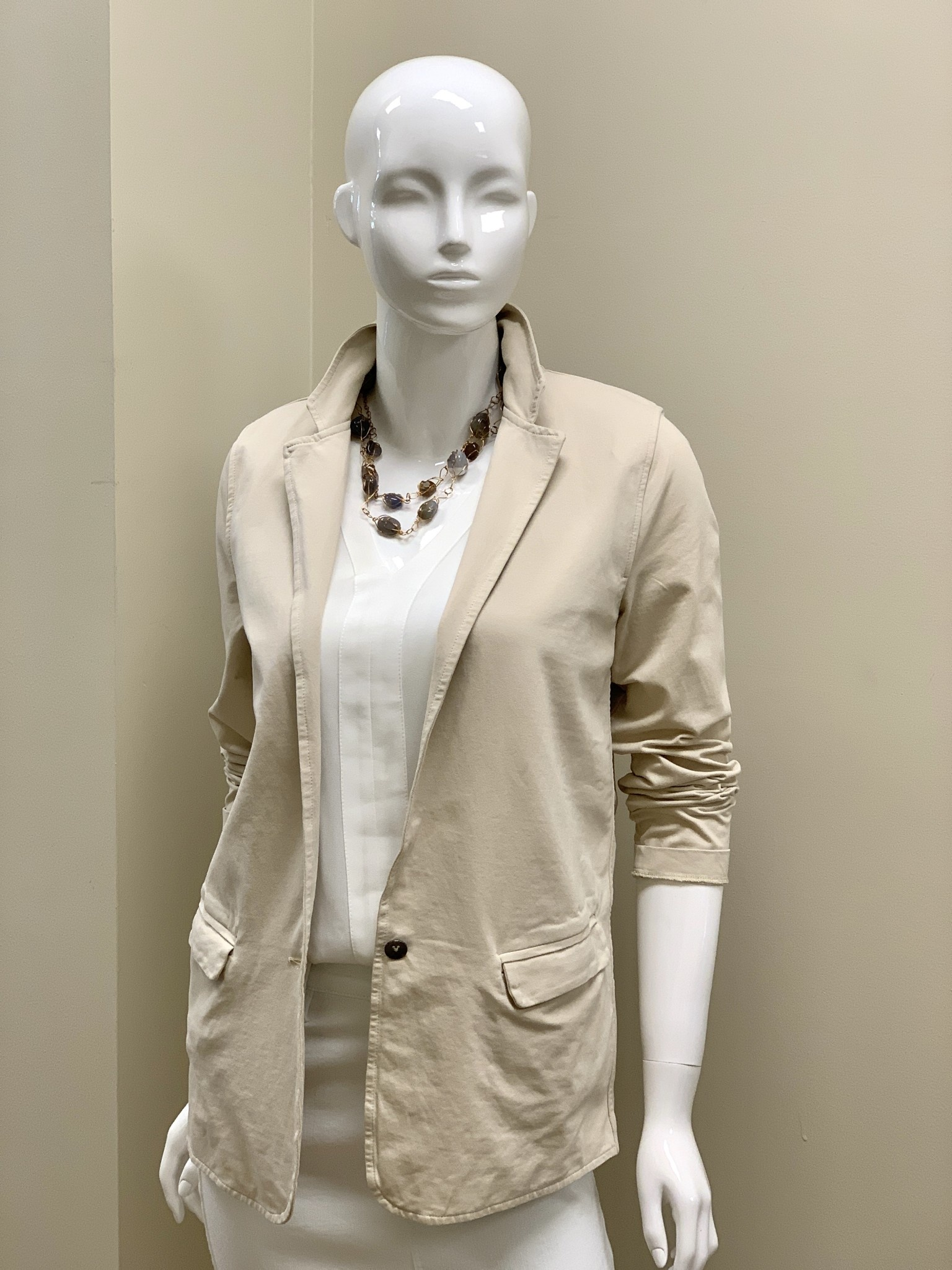 Grey State Kate Blazer