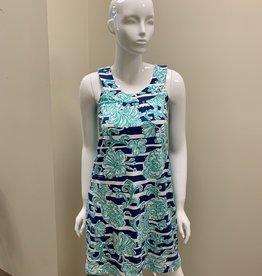 Tabi Halter V Dress
