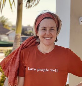 Know Purpose 'Love People Well' Tee