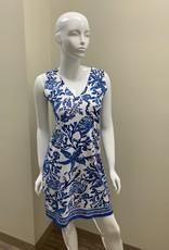 Tabi V Neck Dress