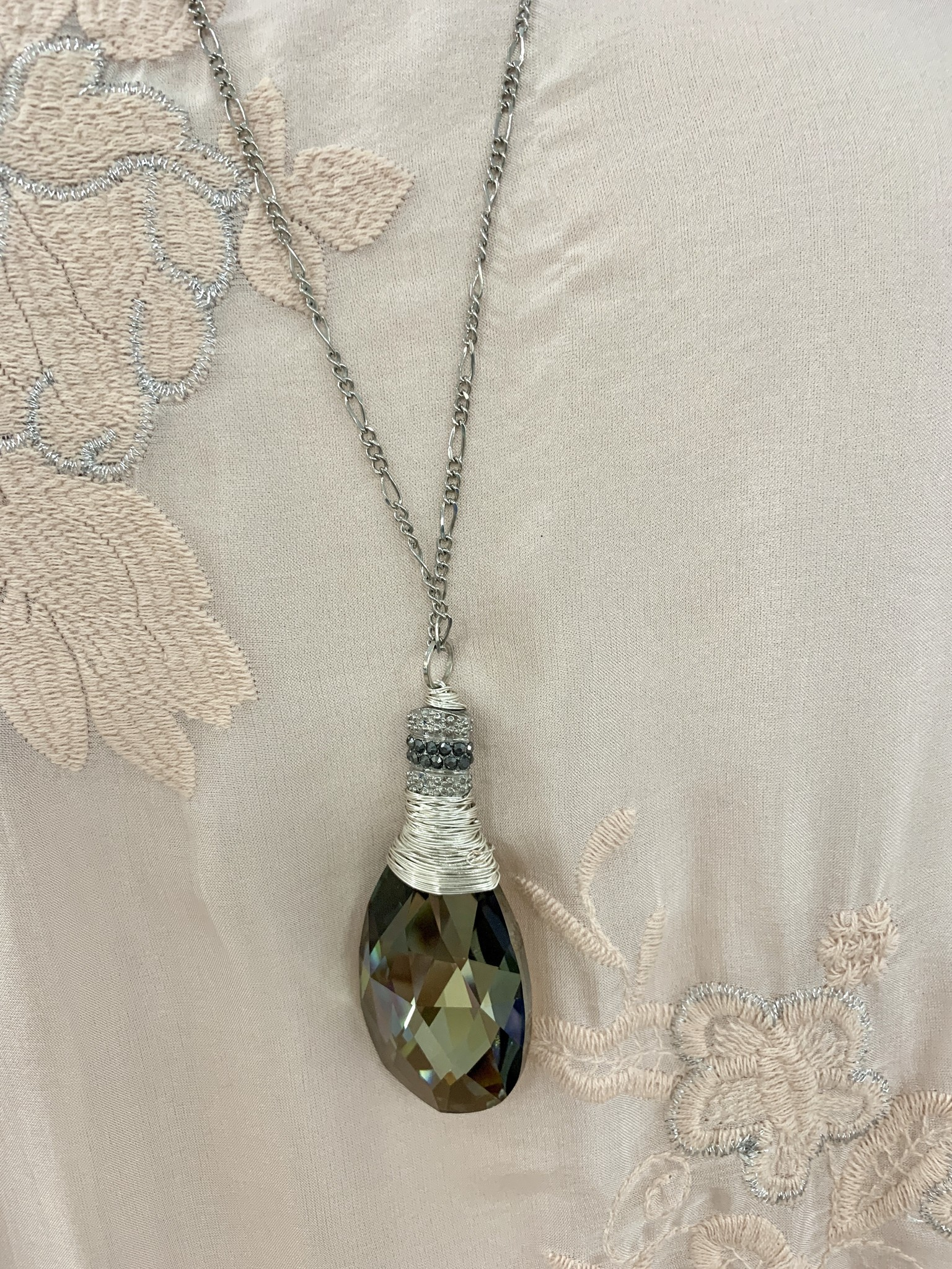 Abby May Pendant Necklace