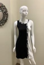 TATM Newsprint Dress