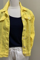 Pure Amici Linen Jacket