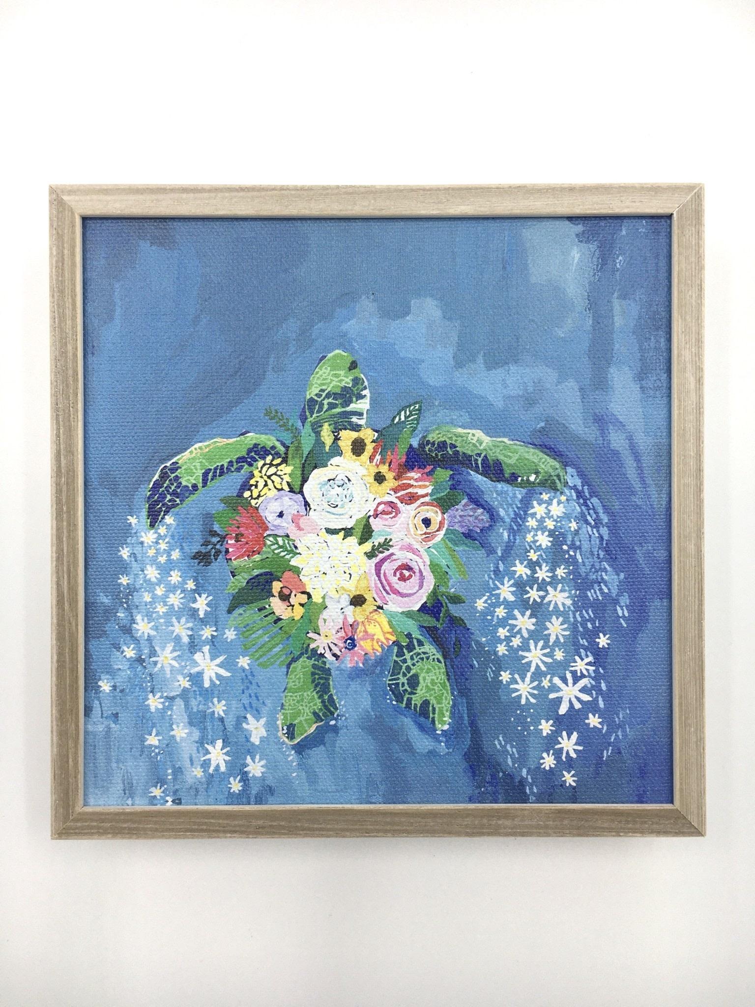 Greenbox Art Sea Turtle