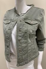 Charlie B Charlie B Fray Jacket