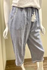 Subtle Luxury Crop Pant