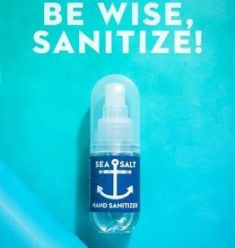 Kala Style Sea Salt Hand Sanitizer - 2oz Spray Bottle
