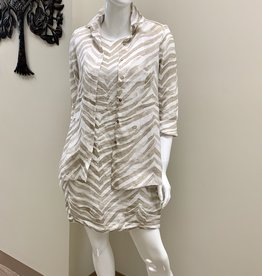 iLinen Classic Dress