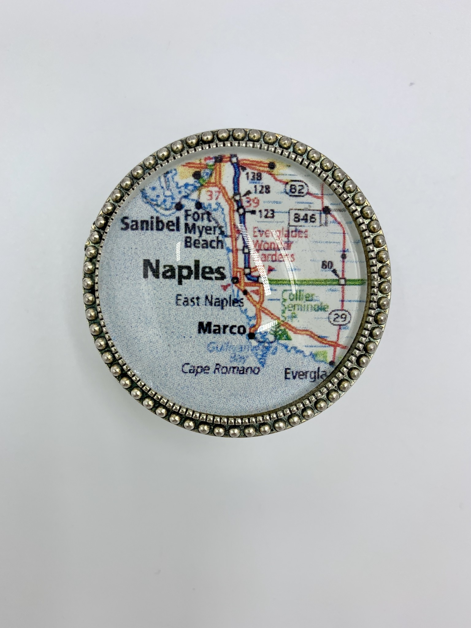 "Julio Designs ""Naples Popper"""